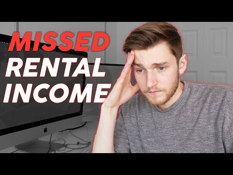 Tenants Missed Rent Payment - (CERB Canada)