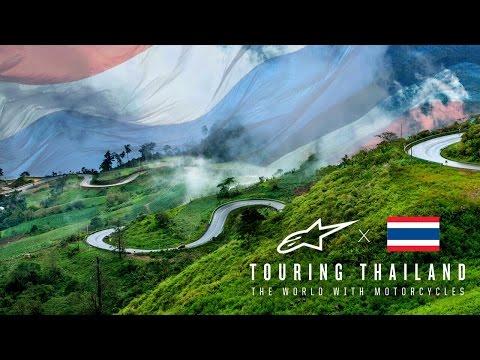 Alpinestars: Touring Thailand