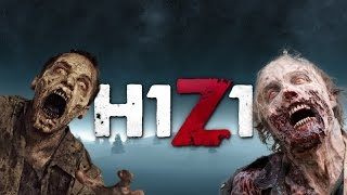 NIE JEST KOLOROWO... | H1Z1 | Gameplay PL