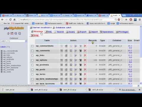 3 How to import database from local server to Godaddy live site Step By step)