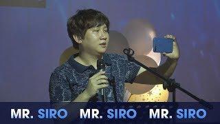 Dưới Những Cơn Mưa - Mr. Siro ft Sirocon (Live)