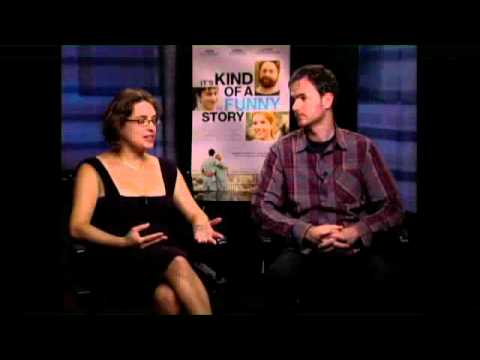 Directors Anna Boden and Ryan Fleck talk career and 'It's Kind of a Funny Story'