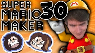 Super Mario Maker: One More Shot - PART 30 - Game Grumps