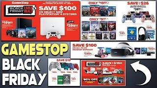 Black Friday 2019 Gamestop Early Deals Revealed + 4 New Ps4 Games Out Tomorrow!