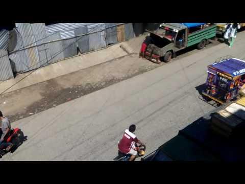 Jolo,Sulu - Lupah Sug daily scene.