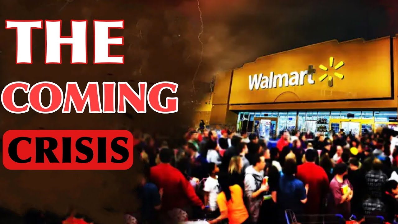 End times Crisis coming | Be prepared - Jesus is at the Door