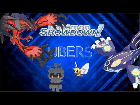 Entradas? NUNCA NEM VI - Ubers Pokémon Showdown Live 12