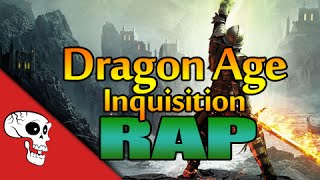 "Dragon Age: Inquisition Rap by JT Machinima - ""Spread Some Light"""