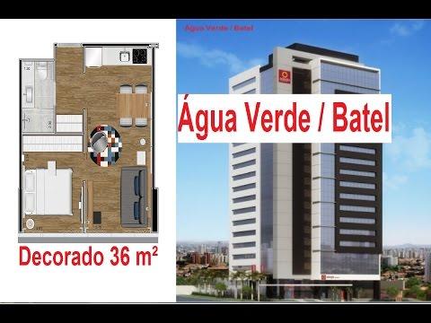 Adágio ApartHotel Curitiba Hotel investimento lançamento Água Verde / Batel