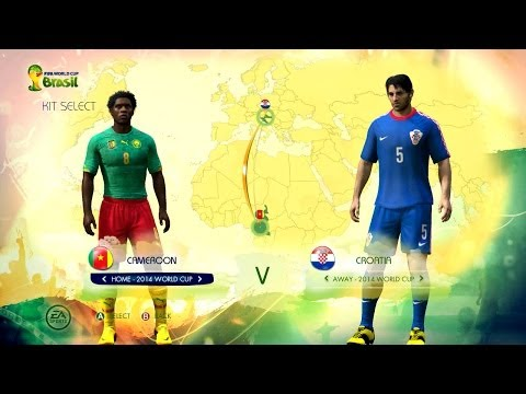 Cameroon v Croatia: World Cup simulator