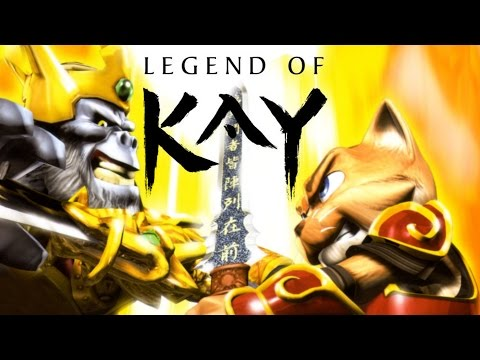 Legend of Kay | Playstation 2 | Neon Studios / Jowood | 2005
