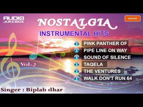 Bengali Romantic Instrumental Songs | Album -  Nostalgia | Vol 2 |  Biplab Dhar | H.T.Cassette