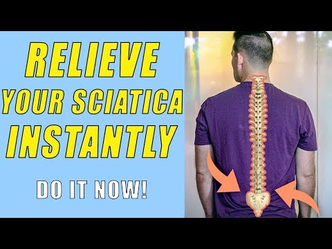 One New Movement for Instant Sciatica Pain Relief