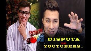 Jose Youtuber y Marcelo Larin en disputa