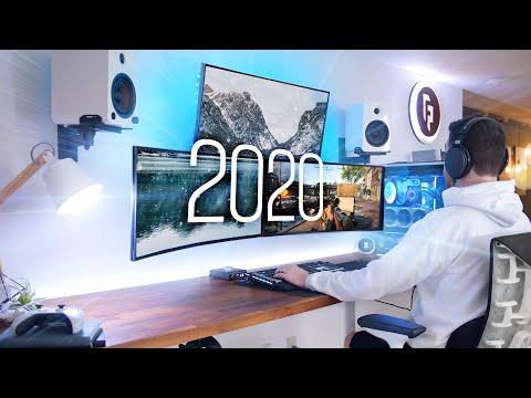 my-2020-insane-gaming-setup-/-studio-tour!