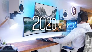 my-2020-insane-gaming-setup-studio-tour