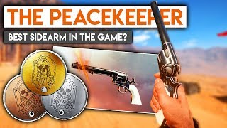 The Peacekeeper Is the Best Sidearm?! ► Battlefield 1 Peacekeeper Review