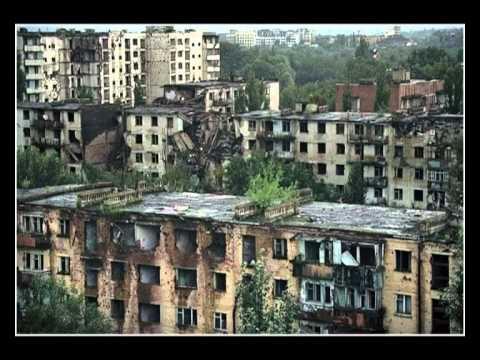 Грозный...во время и после войны ...наша столица...