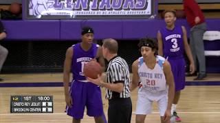 Cristo Rey Jesuit vs. Brooklyn Center Boys High School Basketball