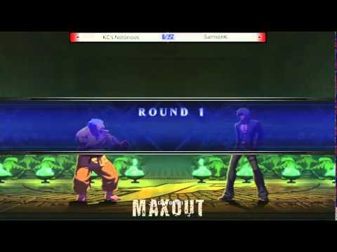 MAXOUT 4122014 KOF13 Top 4