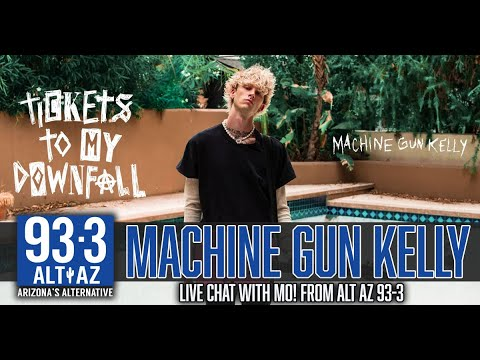Machine Gun Kelly Talks With Mo!