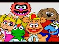 Muppets Sorting and Ordering  : PC Kids Games Review