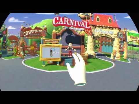 PSVR carnival games * |