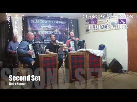 Glasgow Accordion & Fiddle Club August 2017 Andy Kinnear
