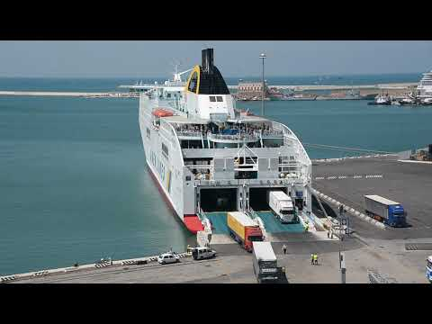 Shiprfiends.gr // Hellenic Spirit 23 07 17 loading Ancona 5