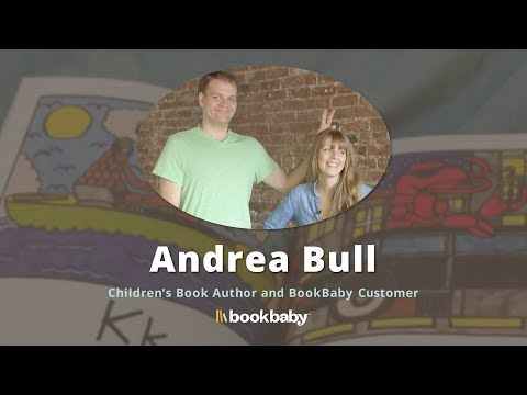 BookBaby Reviews – How I Self-Published my Children's Book – Andrea Bull