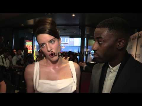 INTERVIEW: Michelle Ryan and Ashley Bashy Thomas on their...