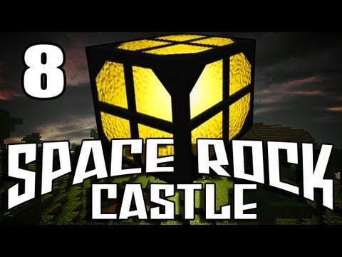CastleMiner Z (Part 8) Space Rock Castle  