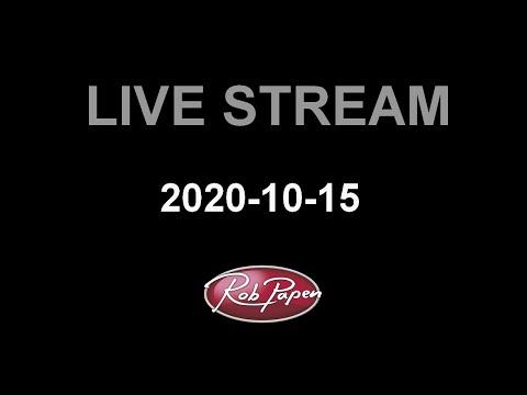 Rob Papen Live Stream 15 Oct. Blade-2 Preview