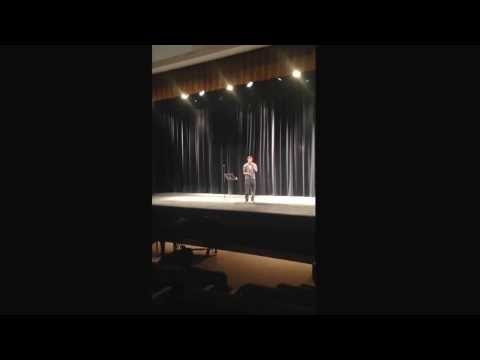 John Bock Stand-up Comedy