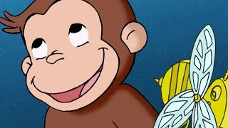 Curious George Red Sky at Night, Monkey's Delight  Kids Cartoon  Kids Movies | Videos for Kids