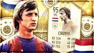 FIFA 19 : OPTIMUS PRIME CRUYFF SQUAD BUILDER BATTLE 😱🔥