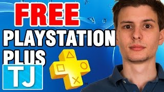 How To Get Playstation Plus For Free Ps3 & Ps4