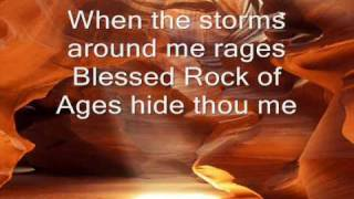 Hide Me Rock Of Ages by the Chuck Wagon Gang (with Lyrics)