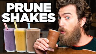 Download Prune Protein Shake Taste Test Mp3 and Videos