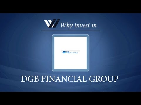 DGB Financial Group - Why invest in 2015