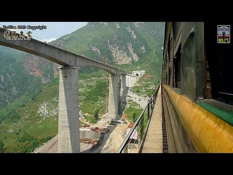 Guiyang to Kunming Railway Documentary贵昆铁路纪录片