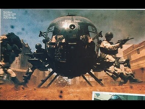 Black Hawk Down OST [FULL]