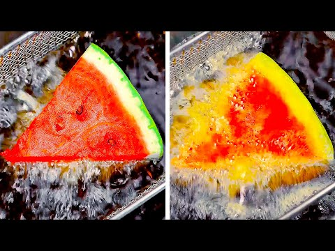 28 UNUSUAL COOKING TRICKS