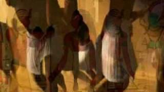 古代エジプト建国シミュレーション「ファラオ」OP