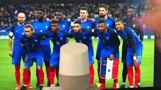 TOP Exclusivité[COUPE DU MONDE DE FOOTBALL] Sur Google Home Sur Equipe De France En Russie !!!