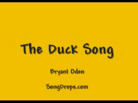 The Duck Song The Original Video That Started It All Youtube