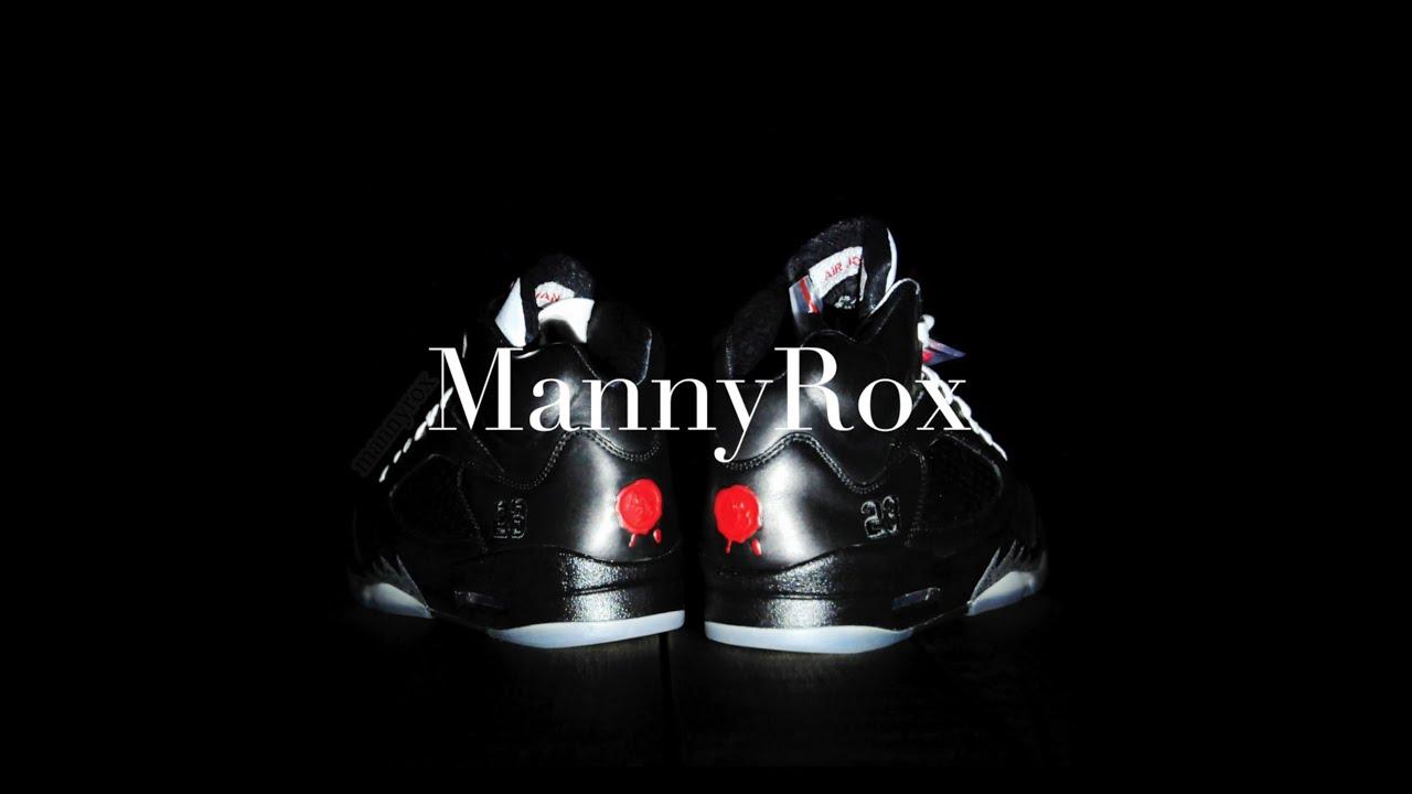 a28cbaf8041 Air Jordan 5 BIN 23 Premio Sneaker Review V - YouTube