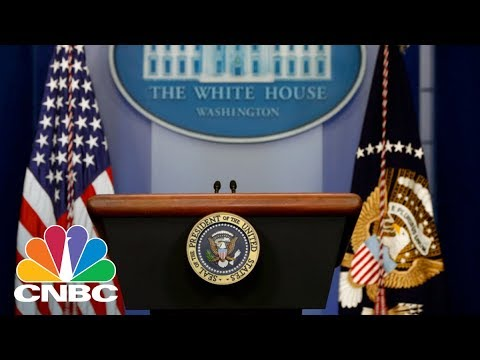 LIVE: White House Holds Daily Press Briefing - Friday March 9, 2018 | CNBC