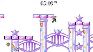 SSF1 Target Test (Luigi) - 0:10 (WR)