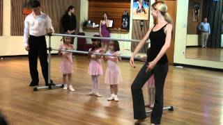 Star Dance School 2015 Spring Showcase: Toddler Ballet class performance